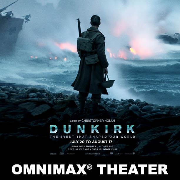 Dunkirk at the OMNIMAX