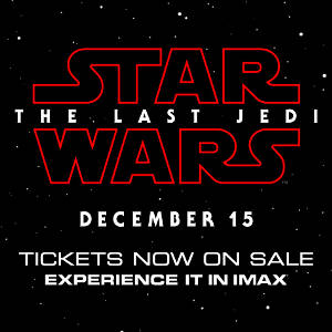 Star Wars: The Last Jedi @ The Omnimax
