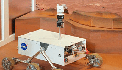 Mission: Mars at the Saint Louis Science Center