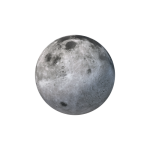 Last quarter moon occurs tonight at 8:36 pm which is before moonrise. On average the Moon is about 240,000 miles from us. Tonight it will only be 232,755 miles from Earth.