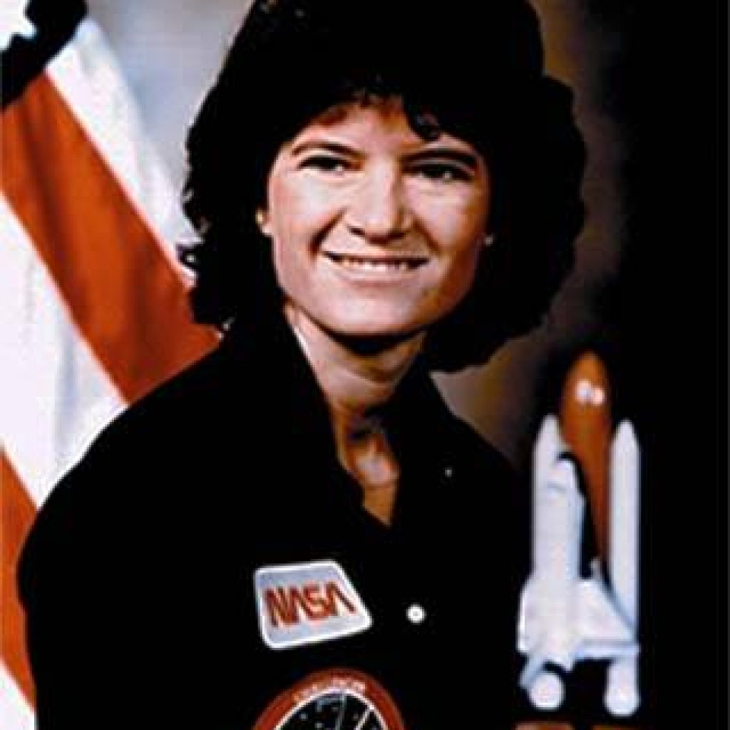 On this date in 1983, Sally Ride became the first American woman in space. She was one of the STS- 7 crewmembers aboard the Space Shuttle Challenger.