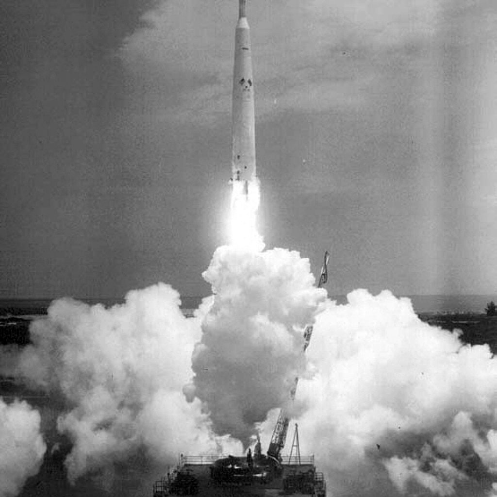 On this date in 1962 Ariel 1 was launched.  This mission was the first satellite operated by the United Kingdom making them the third country to operate a satellite.