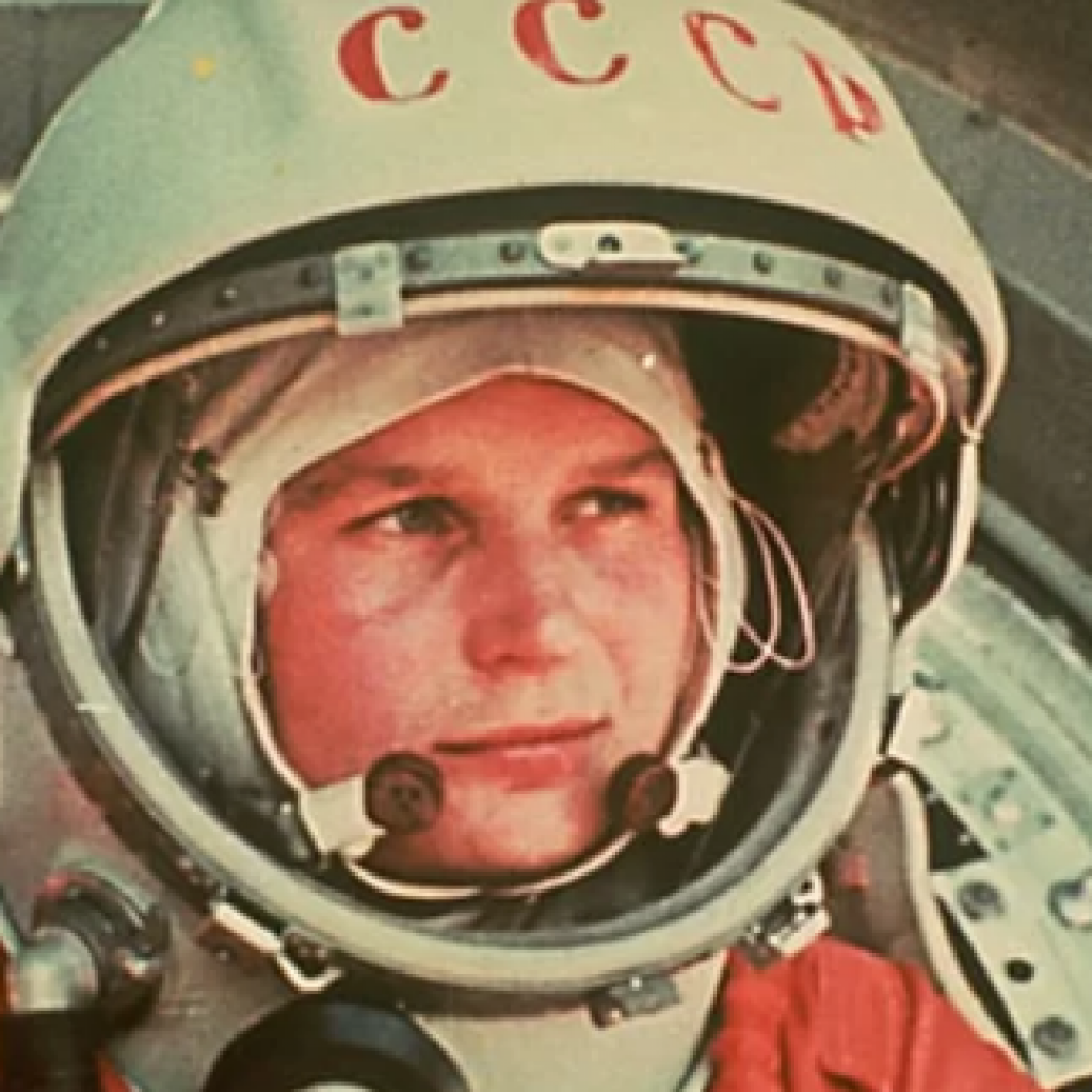 On this date in 1963 Valentina Tereshkova became the first woman in space.  This cosmonaut, was launched into space aboard Vostok 6.