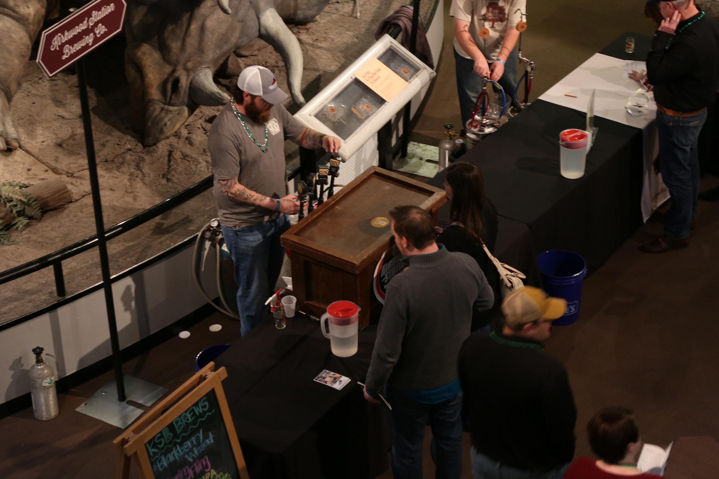 Science on Tap – Saint Louis Science Center