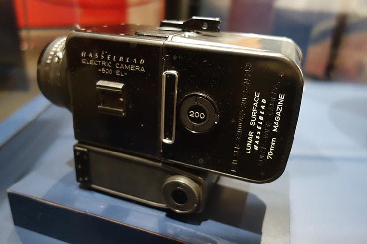 Space camera