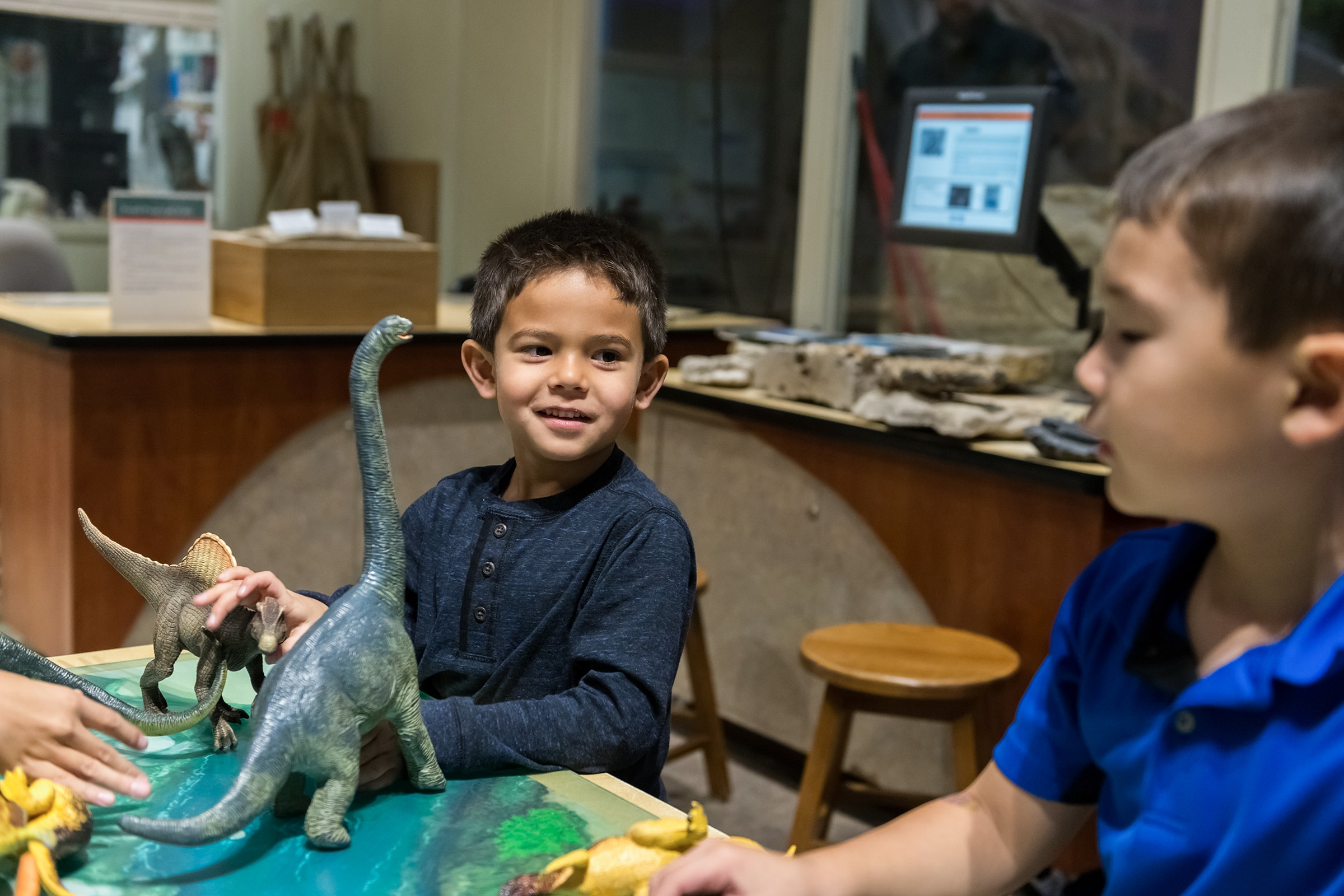 Preschool Science Series Kids and Dinos
