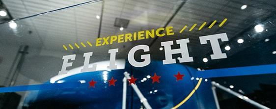 Experience Flight Simulators – Science Center