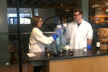 Science Uncorked Event