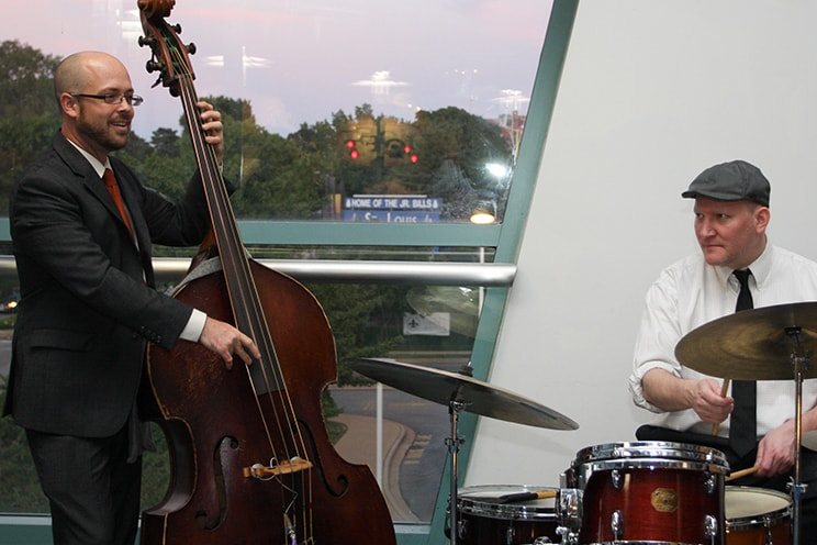 Musicians at Science Uncorked