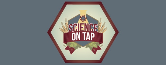 Science on Tap Artwork