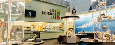 Life Science Lab Exhibit Gallery