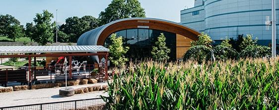 GROW Pavilion Exhibit