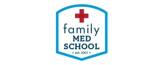 Family Med School Event Artwork