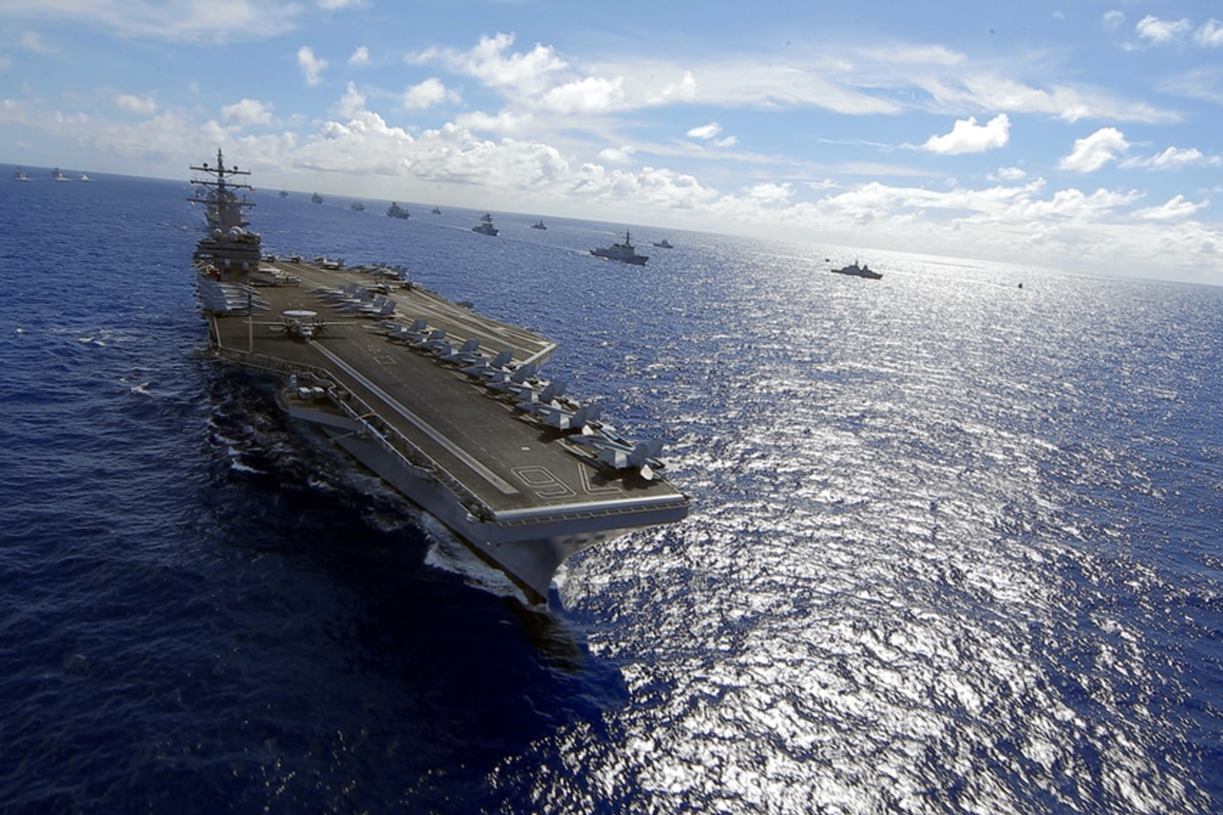 Aircraft Carrier Movie