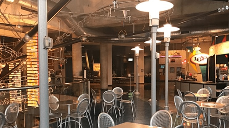 Saint Louis Science Center Café