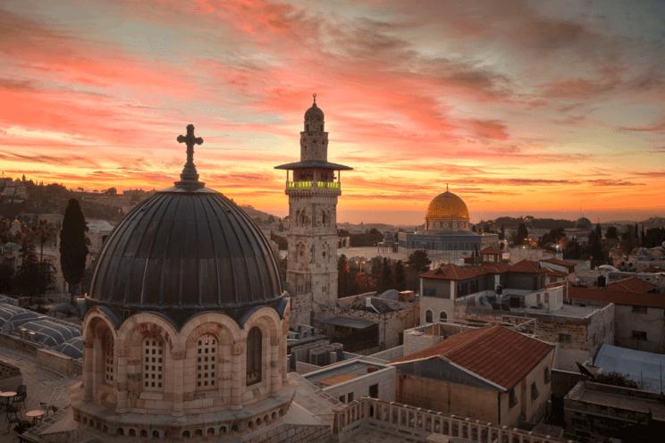 Photo of Jerusalem