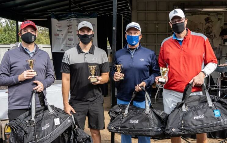 2020 Golf Tournament Winners: Controlled Products Systems Group