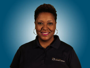 Marlynn Chambers, Manager of Teen Ambassadors for Community Science