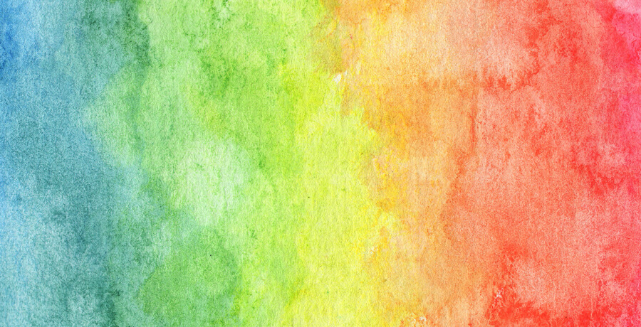 Chromatography Explained, Rainbow of Colors