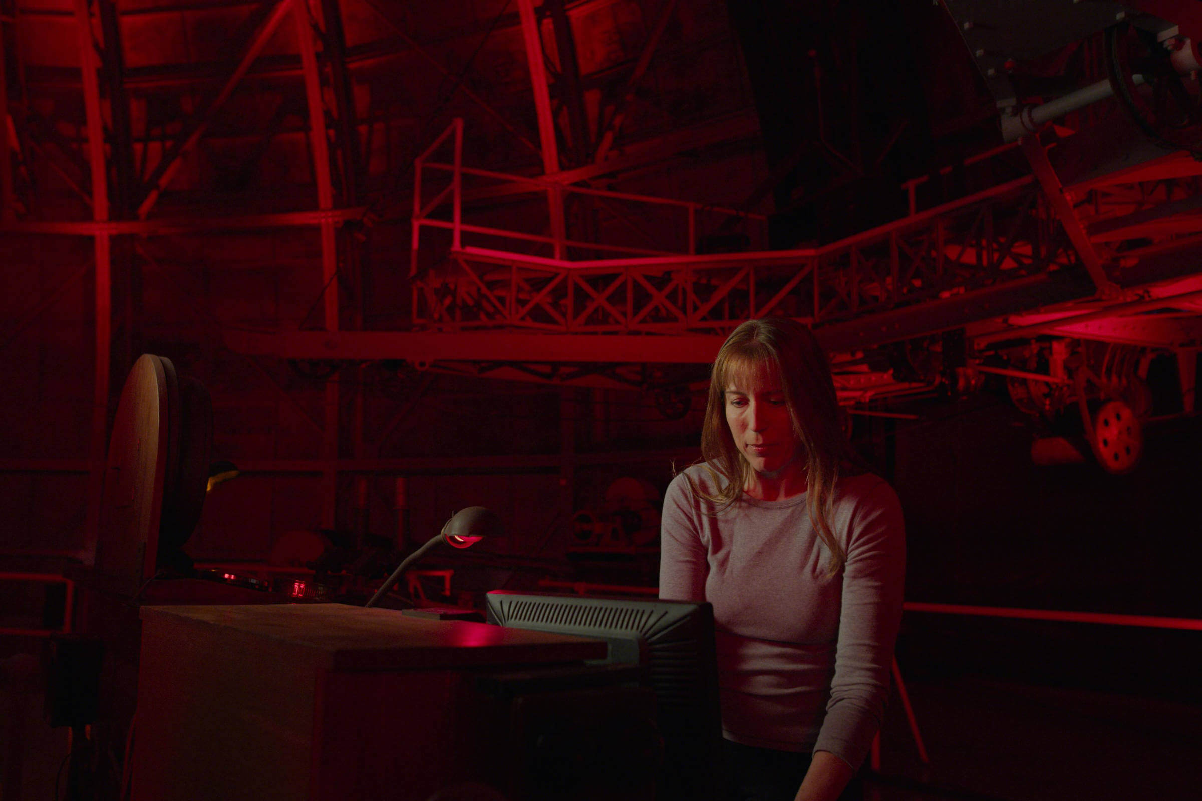 Kelly Fast PhD, of NASA's Planetary Coordination Office, hunts for asteroids from the Mt. Wilson Observatory telescope in Los Angeles. Discover why finding asteroids before they find us is critical.
