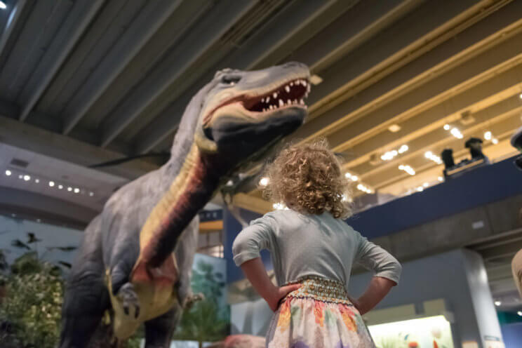 Ensure that the Science Center remains able to offer free admission to everyone
