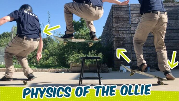 Ollie Sequence
