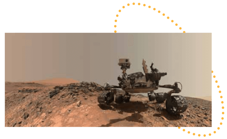 Features - Mars Perseverance Rover