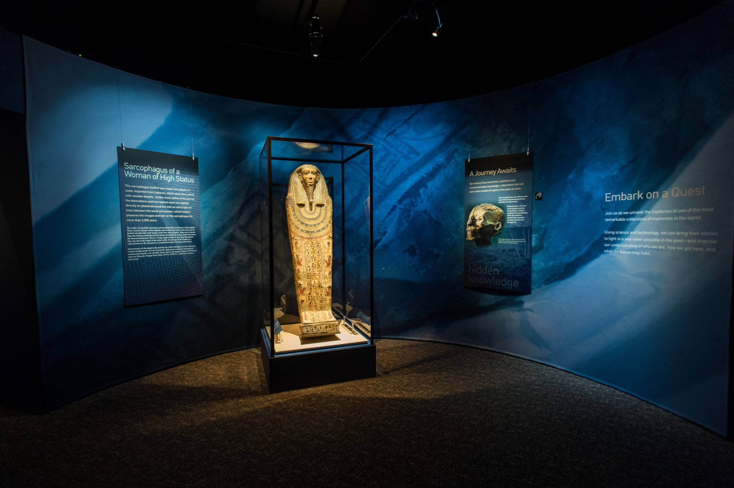 Mummies of the World The Exhibition