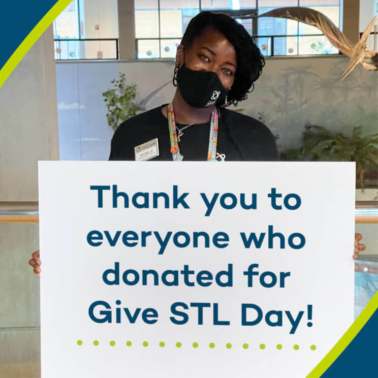 GiveSTLDay Thank You