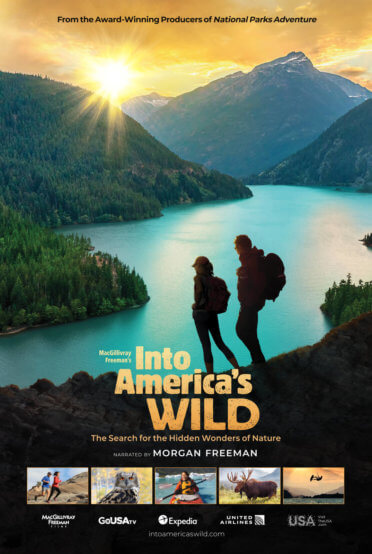Into America's Wild Mini Poster
