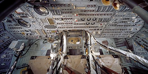 Apollo 11 Command Module <em>Columbia</em>
