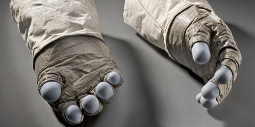 Buzz Aldrin's Extravehicular Glove